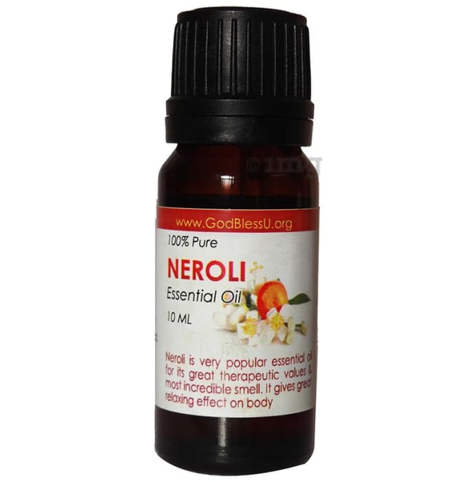 God Bless U Neroli 100% Pure Essential Oil