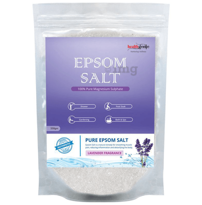 Healthgenie Epsom Salt Lavender