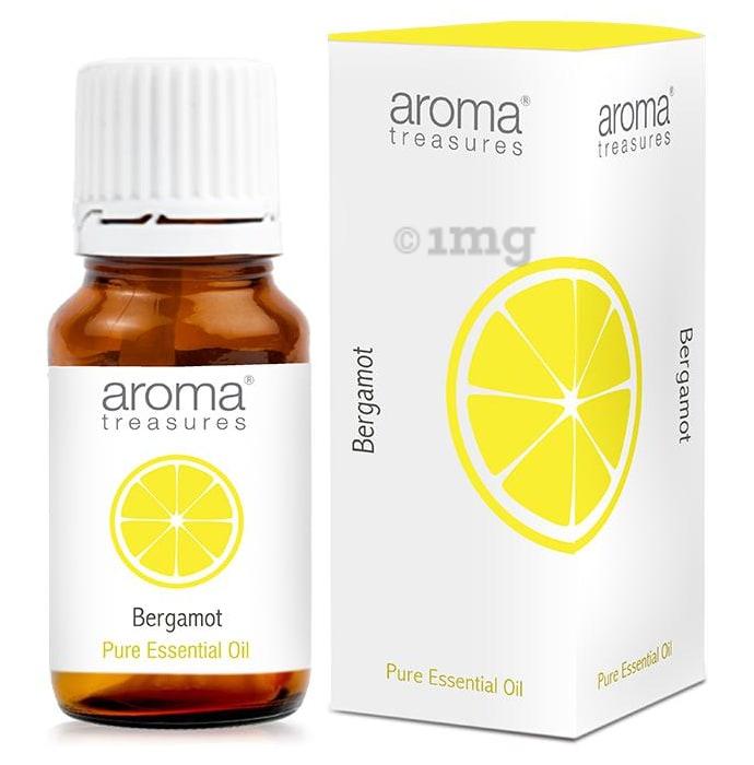 Aroma Treasures Bergamot Essential Oil