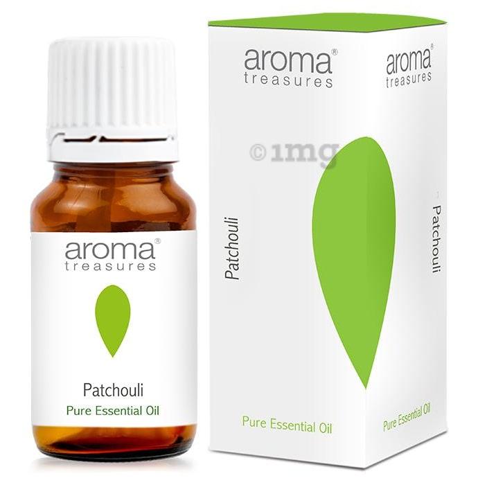 Aroma Treasures Patchouli Essential Oil