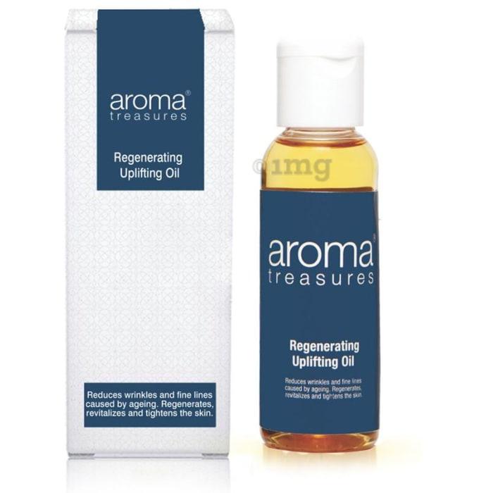 Aroma Treasures Regenerating Uplifting (Anti Ageing) Oil