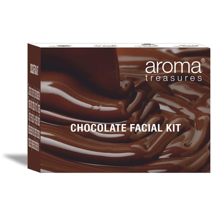 Aroma Treasures Chocolate Facial (One Time Use) Kit