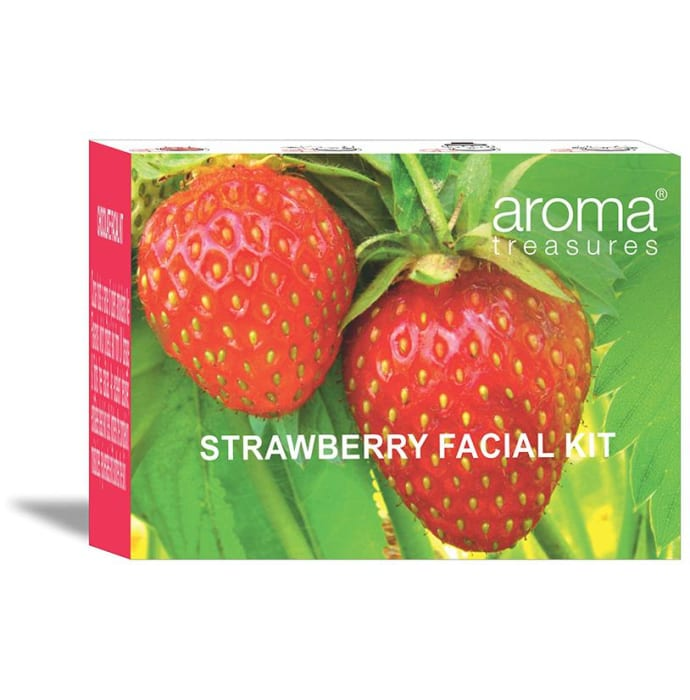 Aroma Treasures Facial (One Time Use) Kit