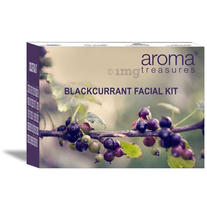 Aroma Treasures Blackcurrant Facial (One Time Use) Kit