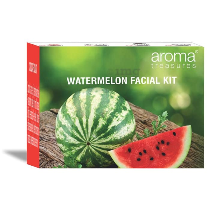 Aroma Treasures Watermelon Facial (One Time Use) Kit
