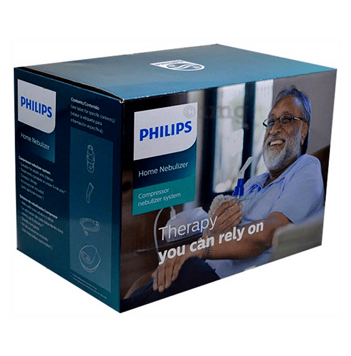 Philips Home Nebuliser White
