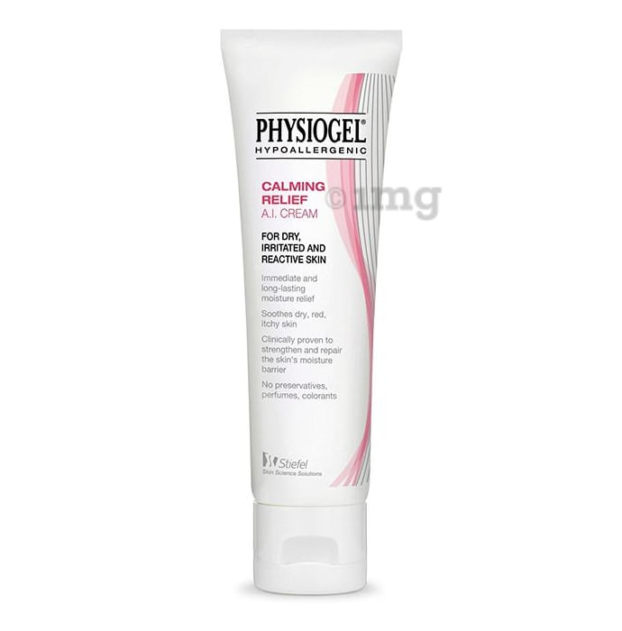 Physiogel Hypoallergenic Calming Relief A.I Cream