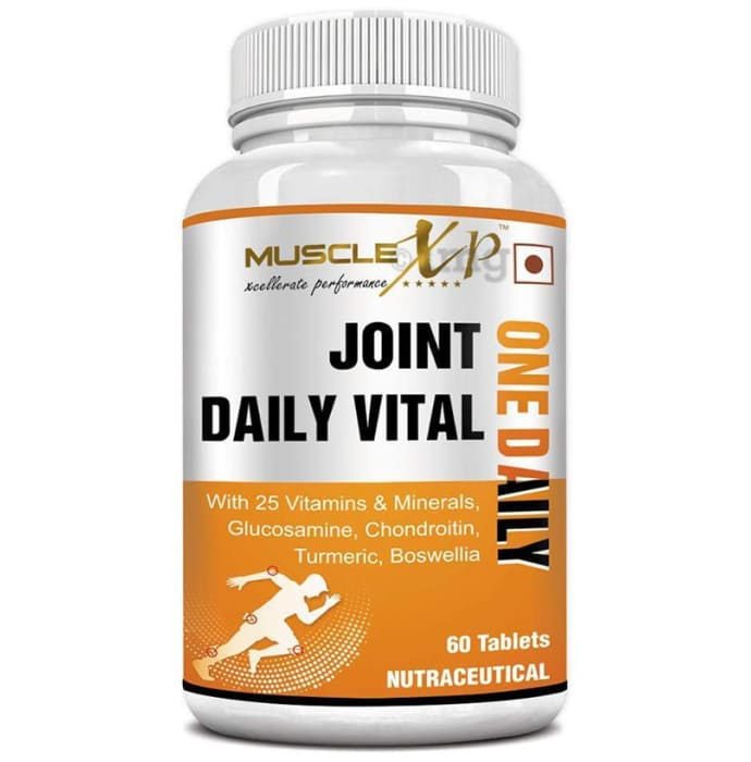 MuscleXP Joint Daily Vital One Daily Tablet