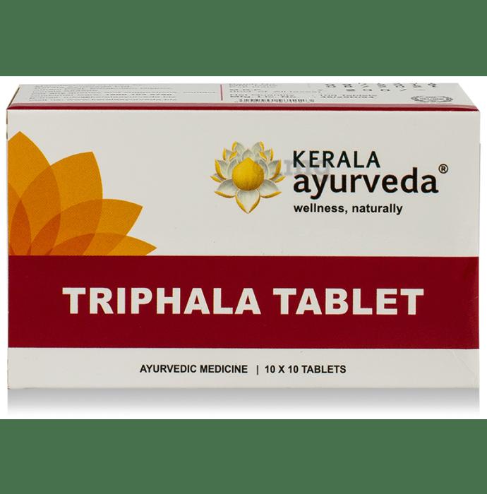Kerala Ayurveda Triphala Tablet
