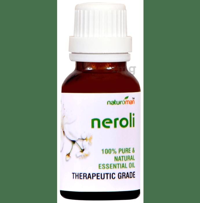 Naturoman Neroli Pure & Natural Essential Oil