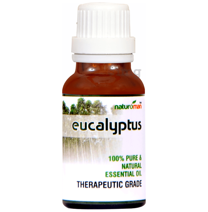 Naturoman Eucalyptus Pure and Natural Essential Oil