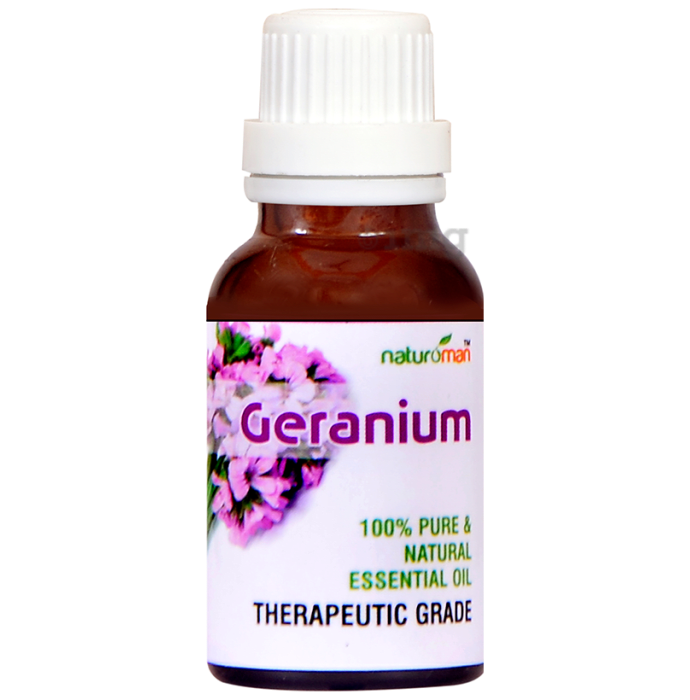 Naturoman Geranium Pure & Natural Essential Oil