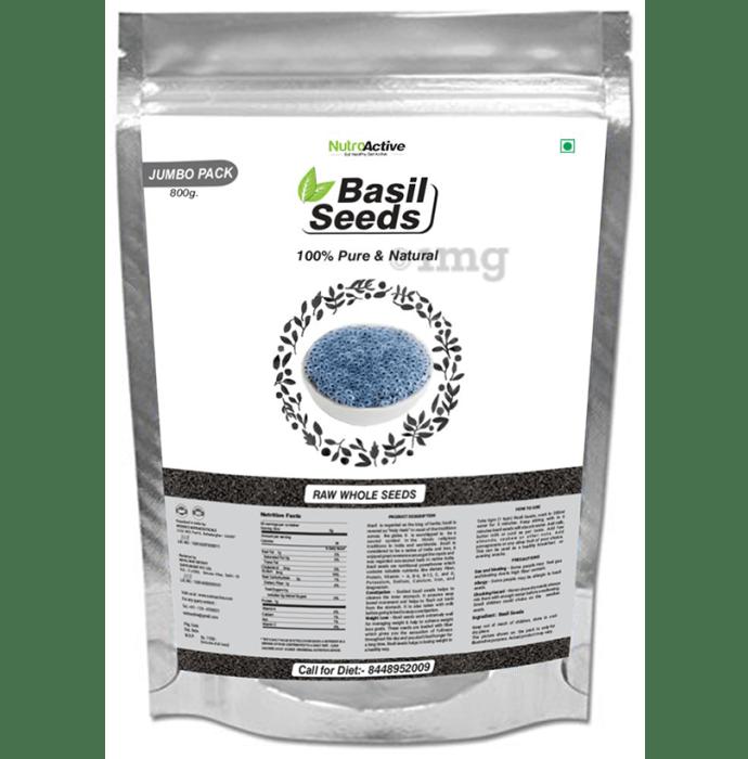 NutroActive Basil Seeds
