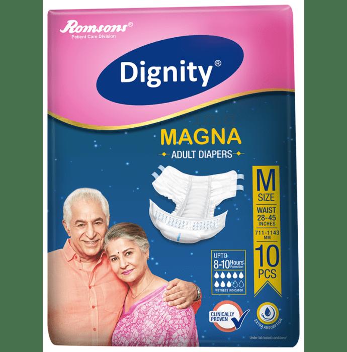 Dignity Magna Adult Diaper Medium