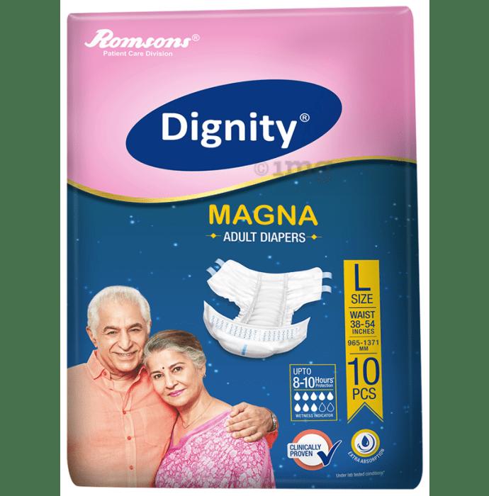 Dignity Magna Adult Diaper Large