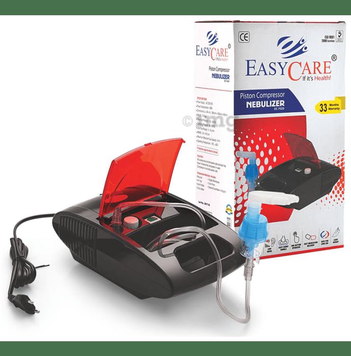 Easy Care EC 7020 Compressor Nebuliser Unit Black