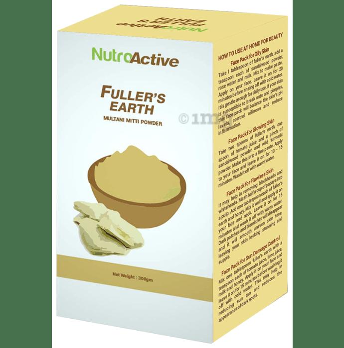 NutroActive Fuller's Earth Multani Mitti Powder