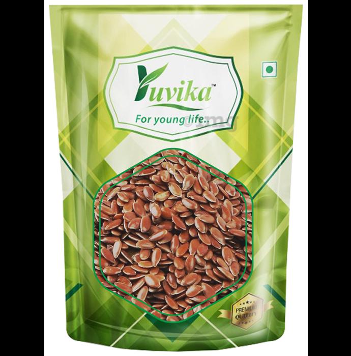 Yuvika Flax Seed - Alsi - Linum Usitatissimum