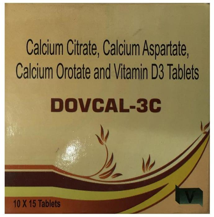 Dovcal 3C Tablet