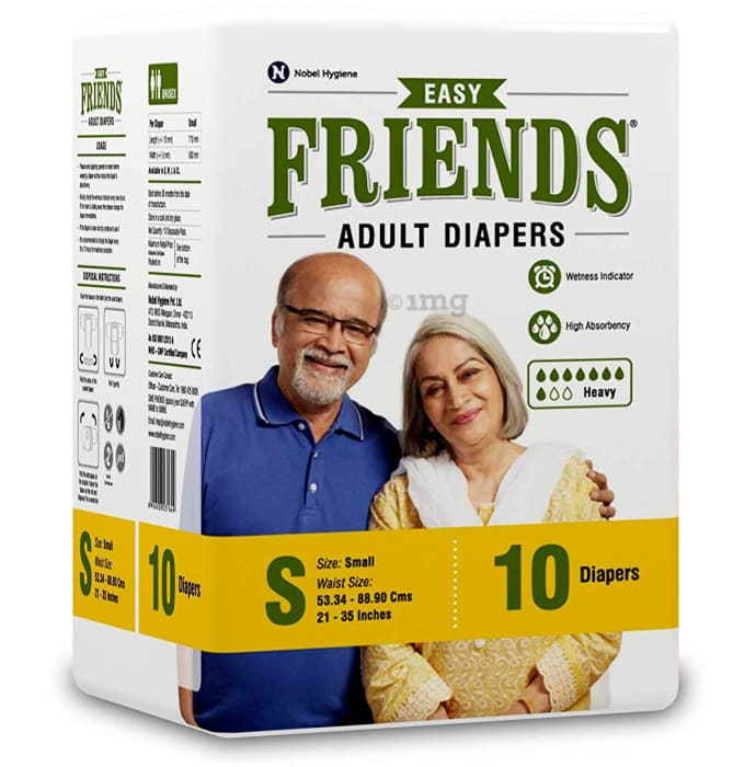 Friends Easy Adult Diaper Small