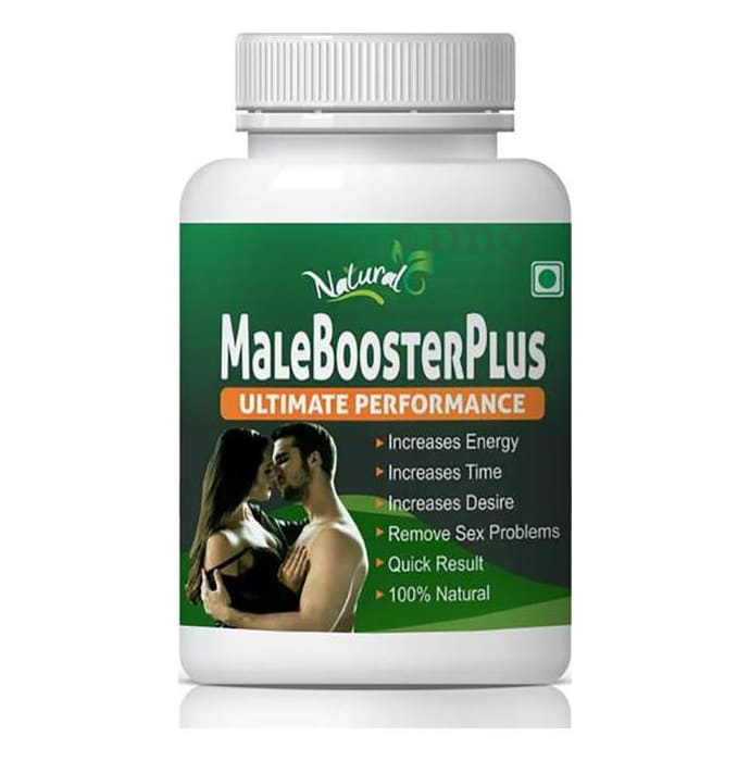 Natural Male Booster Plus Capsule