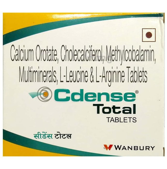 Cdense  Total Tablet