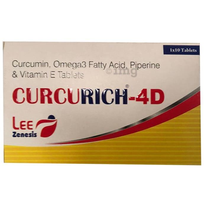 Curcurich 4D Tablet
