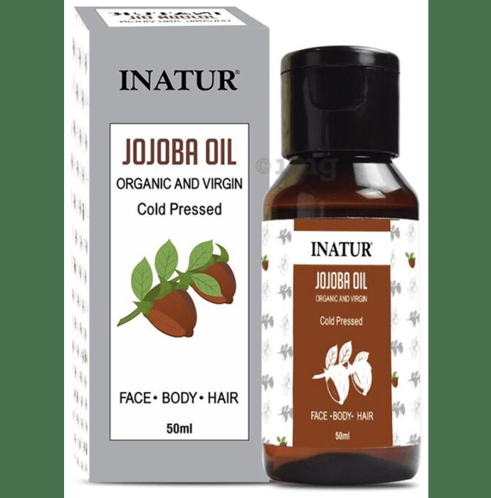 Inatur Jojoba Oil (Cold Pressed)