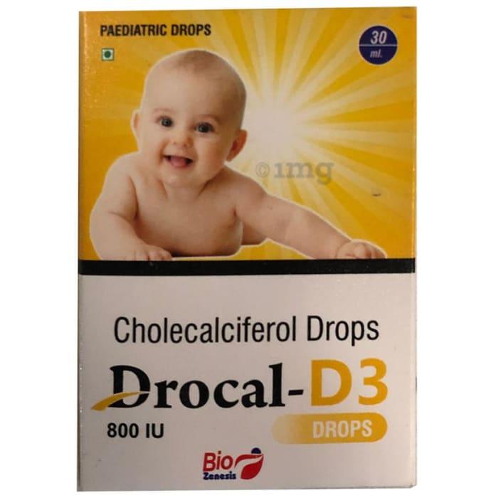 Drocal-D3 Oral Drops