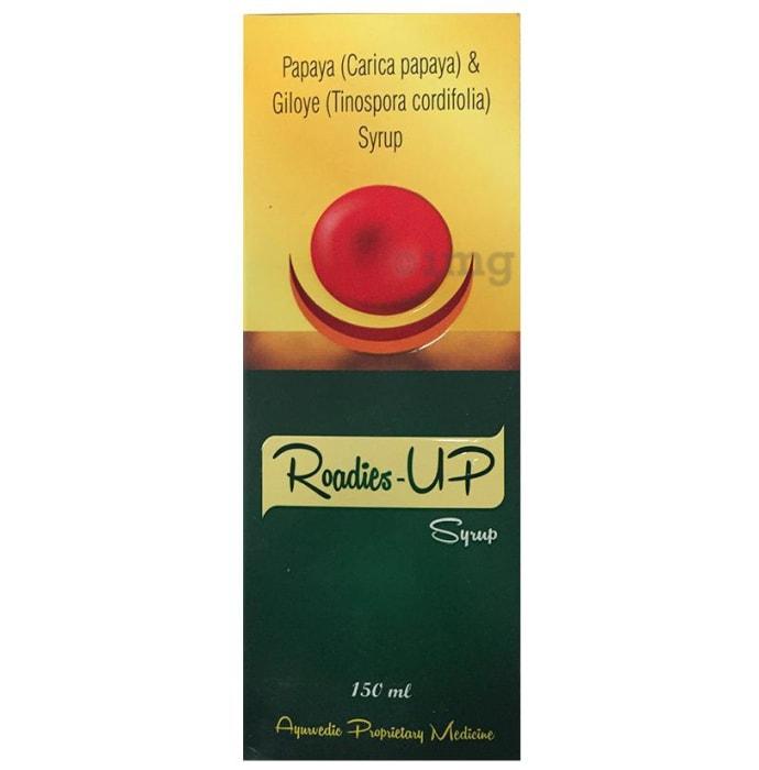 Roadies-UP Syrup