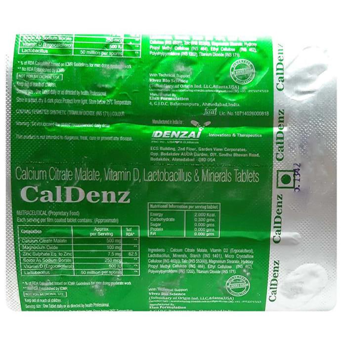 Caldenz Tablet