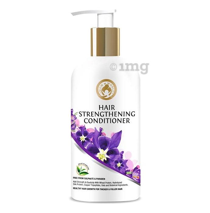 Mom & World Hair Strengthening Conditioner