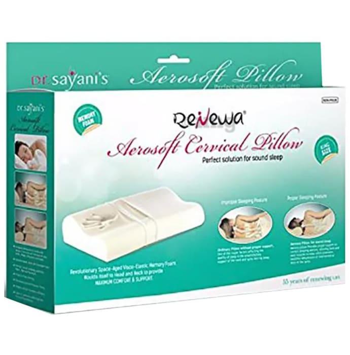 Renewa Aerosoft Cervical King Size Pillow