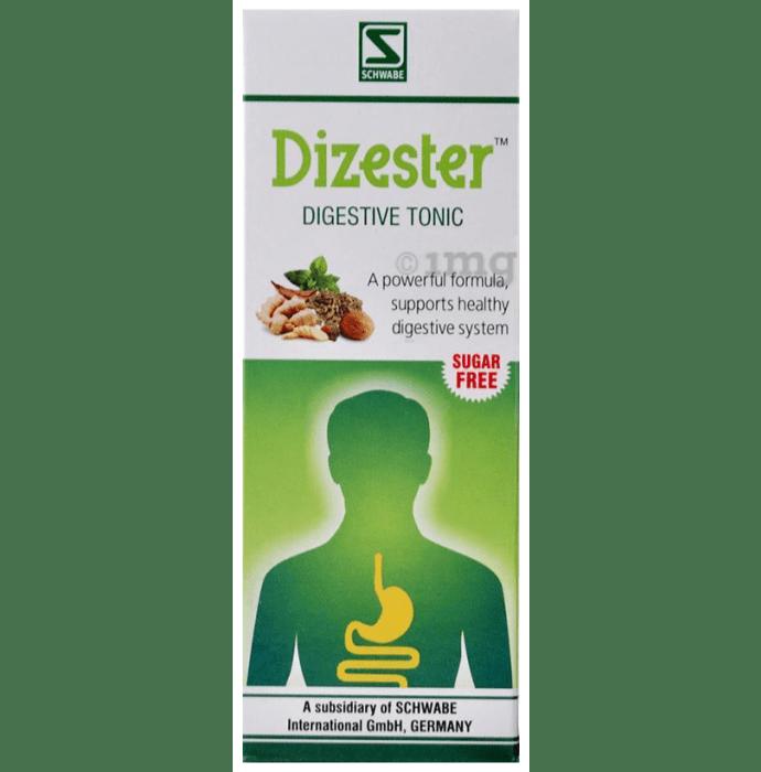 Dr Willmar Schwabe India Dizester Digestive Tonic Sugar Free