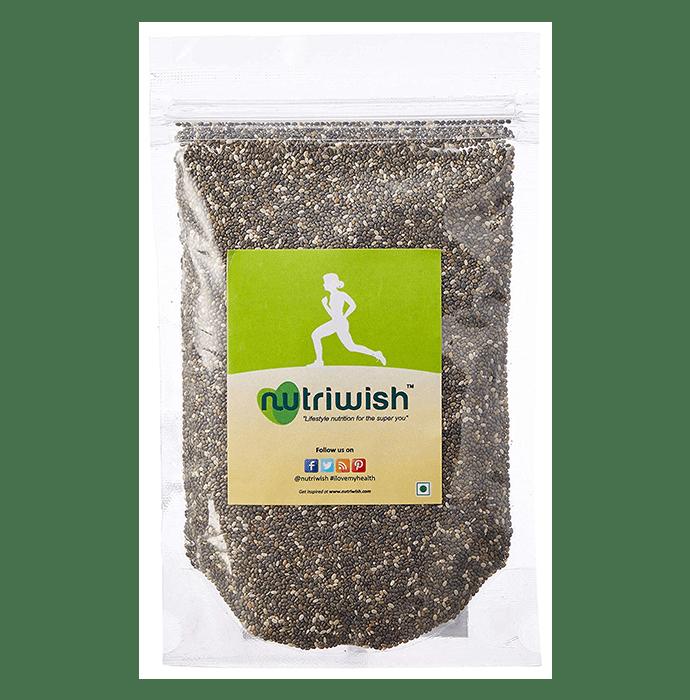 Nutriwish Raw Chia Seeds