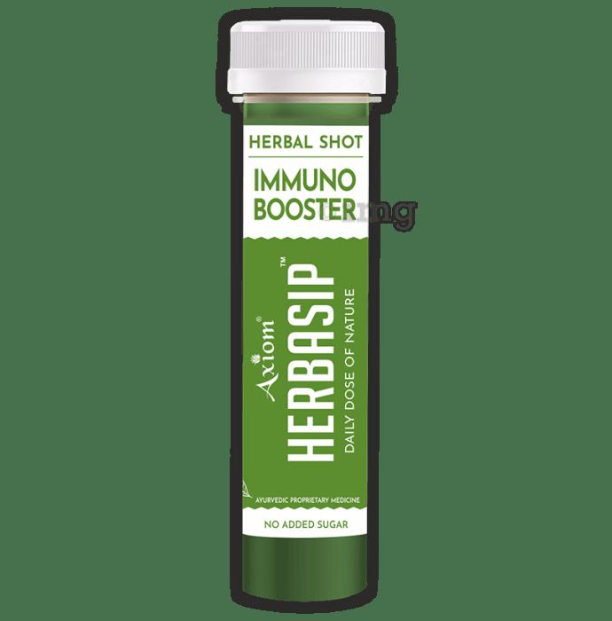 Axiom Herbasip Immuno Booster Herbal Shot (50ml Each)