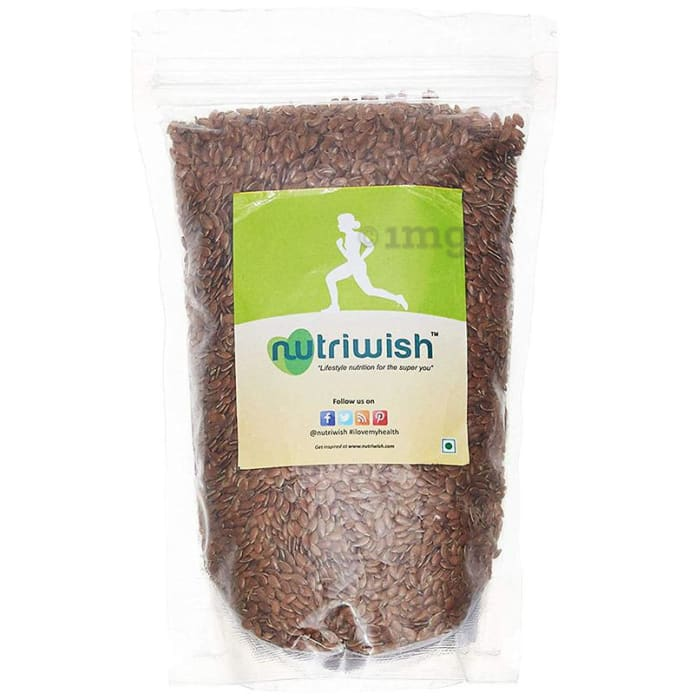 Nutriwish Raw Flax Seeds