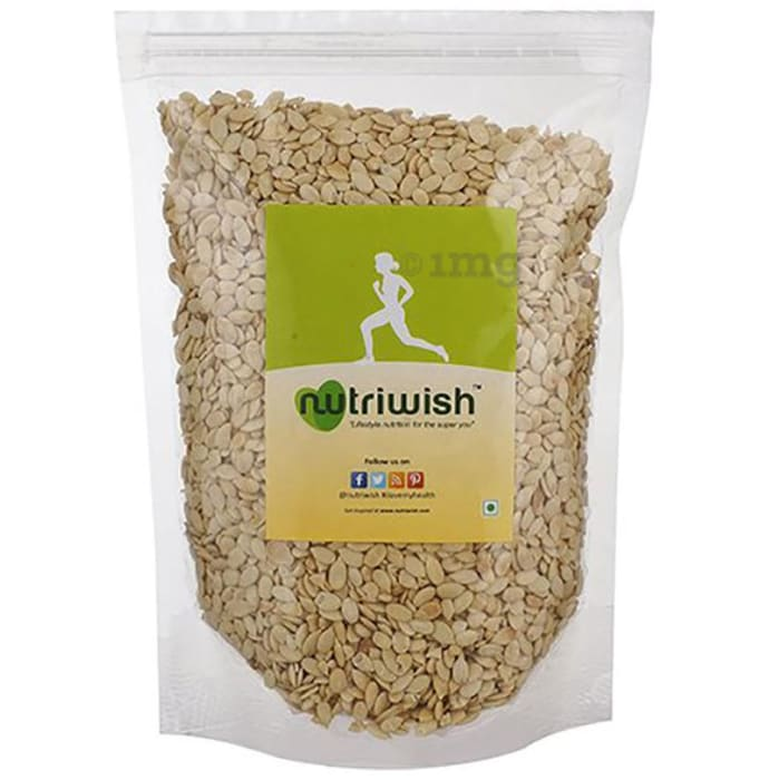 Nutriwish Raw Watermelon Seeds