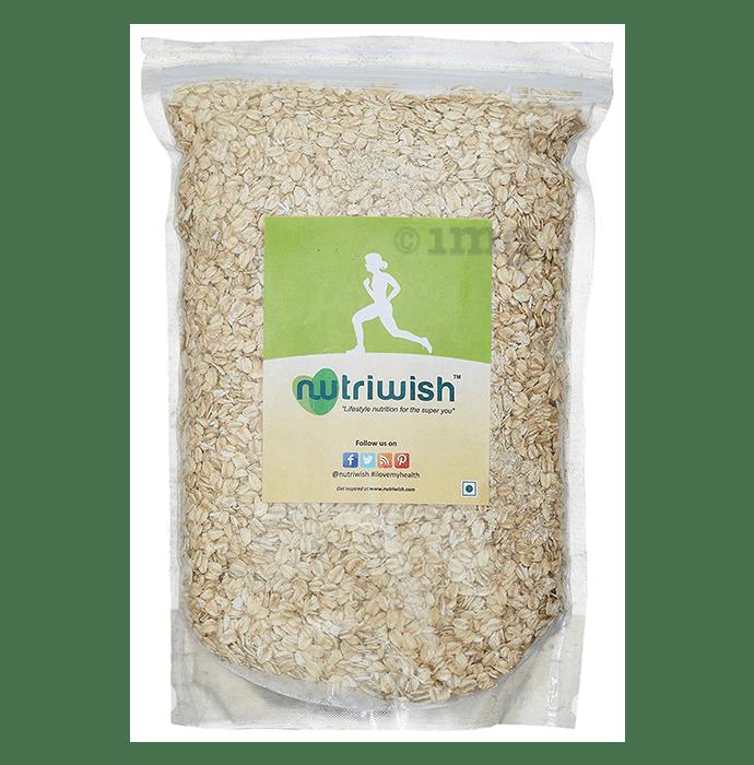Nutriwish Premium Gluten Free Rolled Oats