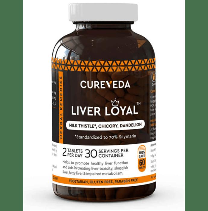 Cureveda Liver Loyal  Tablet