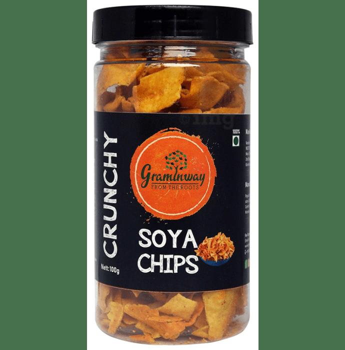 Graminway Crunchy Soya Chips