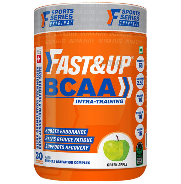 Fast&Up BCAA Green Apple