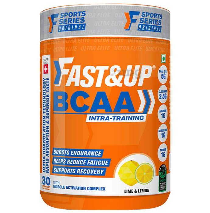 Fast&Up BCAA Lime-Lemon