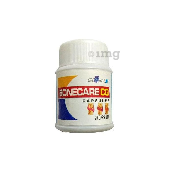 Global Bonecare CQ Capsule