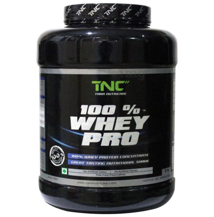 Tara Nutricare 100% Whey Pro Whey Protein Concentrate Powder Chocolate