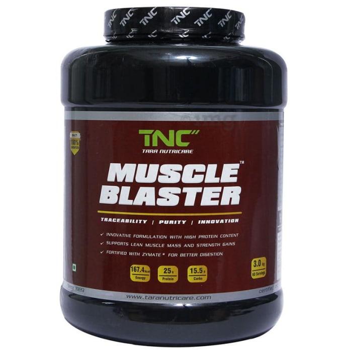 Tara Nutricare Muscle Blaster Vanilla