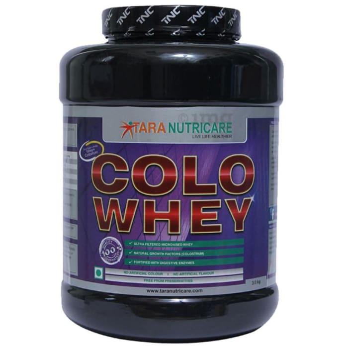 Tara Nutricare Colo Whey Protein Powder Vanilla