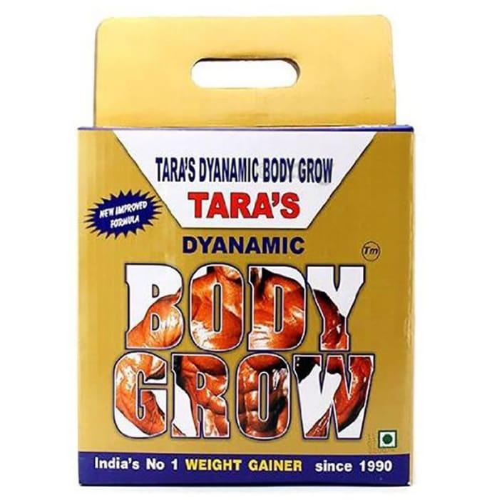 Tara's Dynamic Body Grow Chocolate
