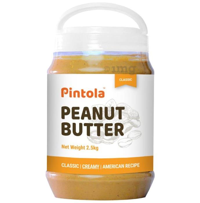 Pintola Classic Peanut Butter Creamy