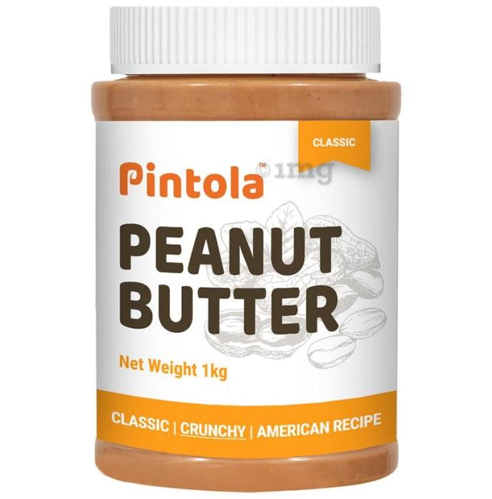 Pintola Classic Peanut Butter Crunchy
